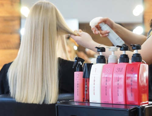 — 30 % уход для волос «Жизненная сила» Lebel
