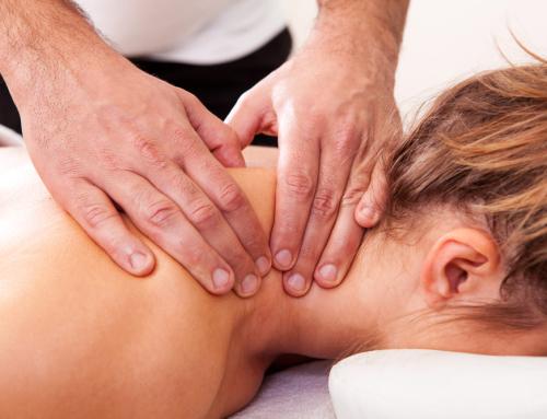 20% скидка на ручной массаж тела
