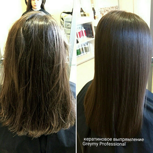 «Ботокс для волос» Hair Spa Keratin